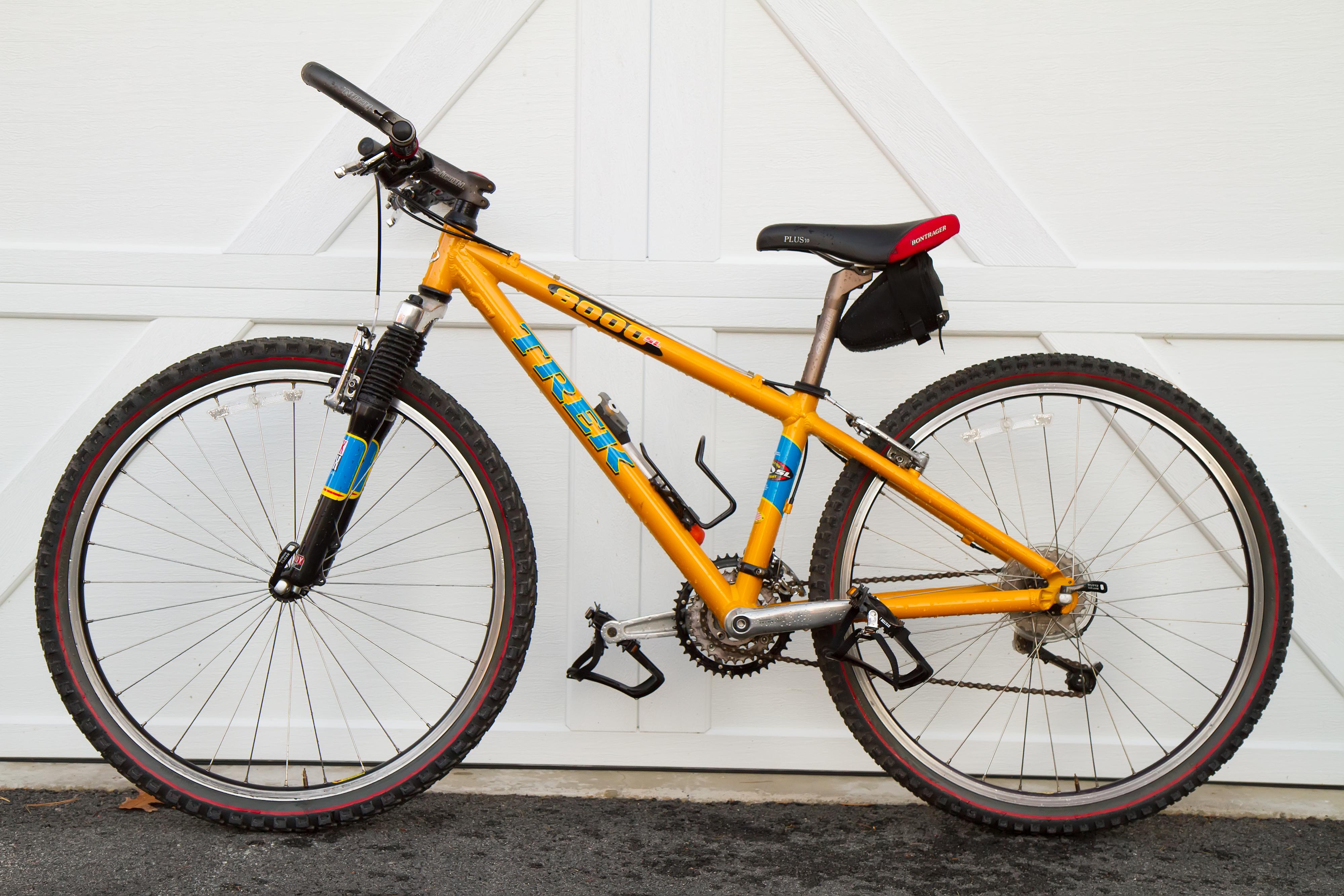 Trek 8000 Mountain Bike   Wallpapers Area